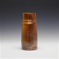 bizen vase by fujiwara kei
