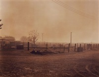 desert fire #43 by richard misrach