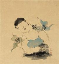 人物 by ji xiaoping