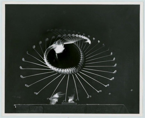 densmore shute bends the shaft by harold eugene edgerton