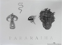 pararaiha by shane cotton
