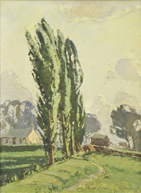 the poplars by robert waden