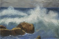 sea by soter jaxa-malachowski