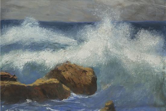 sea by soter jaxa malachowski