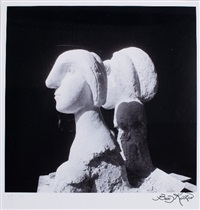 sculpture de marie therese walter by boris kochno