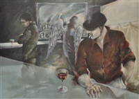 le bar by jacques sauvard