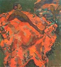 la danse rouge by evguenia filonenko
