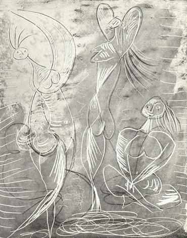 Robert-J. Godet LAge de Soleil 2 by Pablo Picasso on artnet