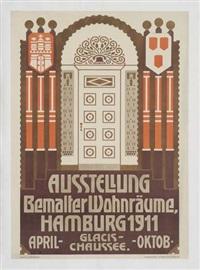 ausstellung/hamburg by h. jsenberg