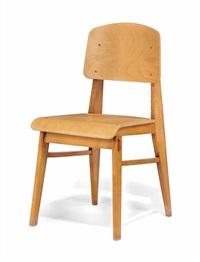 type standard bois chair by jean prouvé