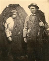 pilchard fishermen by john wheeley gough gutch