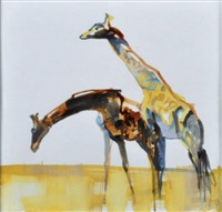 girafes by mark adlington