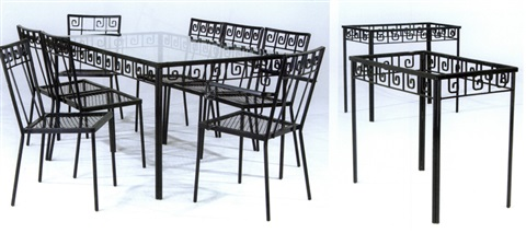 Dining Set (set Of 11) By Muriel Coleman