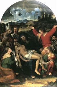 the lamentation by altobello meloni