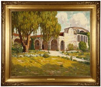 san juan capistrano mission by charles l.a. smith