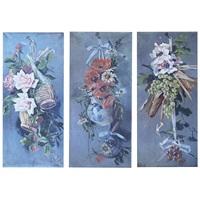 naturmortes (3 works) by izzet ahmed