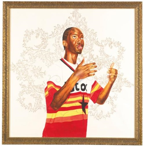 passingposing infinity mobility by kehinde wiley