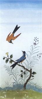 uccelli fantastici by vittorio raineri