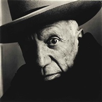 picasso (b) cannes by irving penn