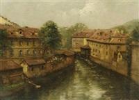 čertovka (teufelsbach) by jaroslav hasa