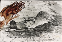 i'll write whenever i can, koobi fora, lake rudolf, kenya by peter beard