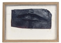 cast of lips by kiki smith