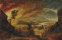 l'incendie de sodome by daniel van heil