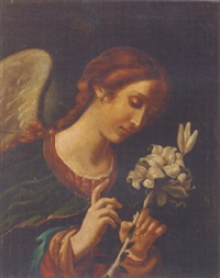 the angel gabriel by edith arkwright
