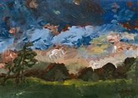 untitled landscape by arthur lismer