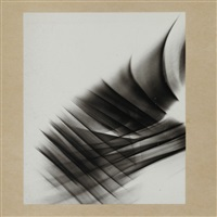 run; untitled, solargram (2 works) by lois field
