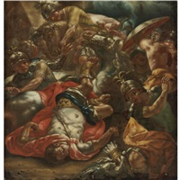 the conversion of saint paul by fedele fischetti