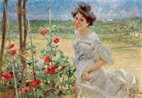 im blumengarten by umberto veruda