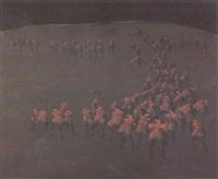 la fête by bernard dreyfus