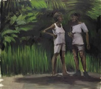 the knowledge and the wisdom by lynette yiadom-boakye
