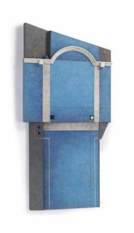 blue habitat by marcelo bonevardi