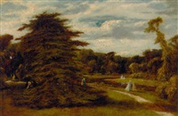 the pleasure park at syon house by giles firmin phillips
