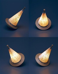 dimming with movement table light by shin azumi