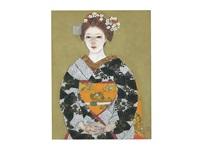 maiko (apprentice geisha) by sho ishimoto