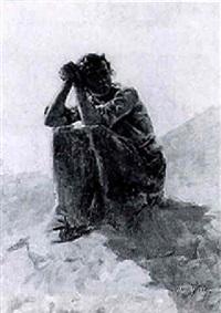 the shepherdess by pierre billet