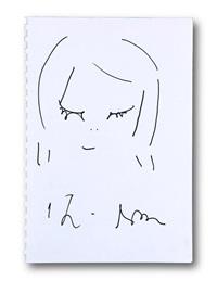 girl by hiroshi sugito and yoshitomo nara
