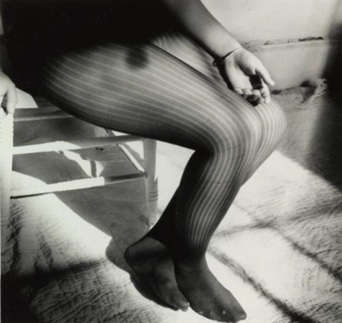 verticale providence by francesca woodman