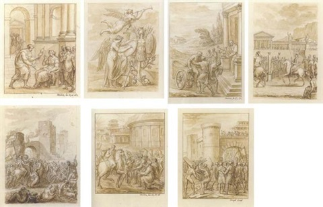 """""""l'histoire d'hérodote, l'histoire grecque de theucydide, xénophon..."""" by guillaume boichot"""