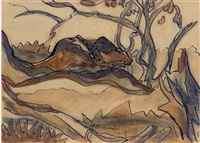 tree 1 by arthur dove