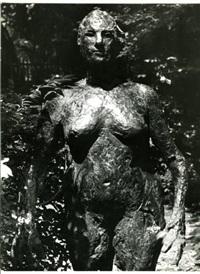 sculpture de germaine richier, l'ouragane by brassaï