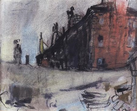 tenement from wasteground by joan kathleen harding eardley