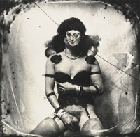 portrait of isabella brant by joel-peter witkin
