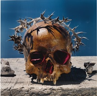 momento mori - juan, 1997, majorque (from the i.n.r.i. series) by bettina rheims
