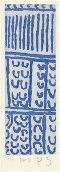 yuendumu doors (30 works) by tjapaltjarri paddy stewart and japaljarri paddy sims