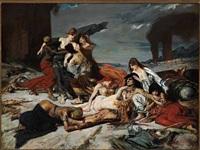 la mort de ravana by fernand cormon