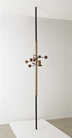 Exceptionnel At 16 Adjustable Coat Rack By Osvaldo Borsani